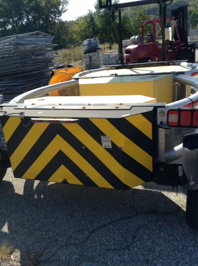 Trailer Mounted Attenuator for sale? In the hunt for two of these items.