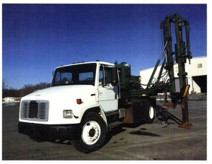 GRT Utilicorp Truck with Freightliner Chassis for sale