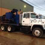 Used Guardrail Post Driver Truck-Buy Today!