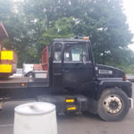 1989 Mack Used Pounder Truck Roll Away Today